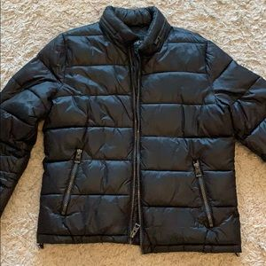 GUESS MEN JACKET USED ONCE MINT CONDITION LARGE